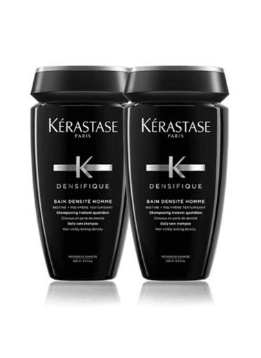 Kerastase Kerastase Erkeklere Özel Şampuan - Densifique Homme Bain Densite 250 ml x 2 Renksiz